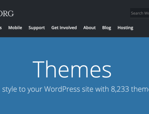 How to Find the Right Theme for Your WordPress Site